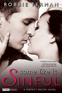 Cover of Some Like It Sinful by Robbie Terman