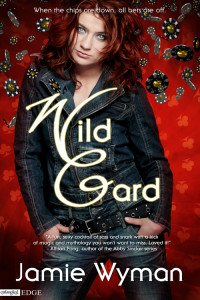 Cover of Wild Card by Jamie Wyman