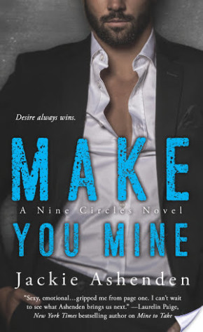 Review:  Make You Mine by Jackie Ashenden