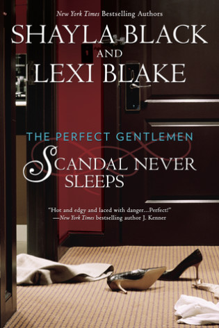 DNF Review:  Scandal Never Sleeps by Shayla Black and Lexi Blake