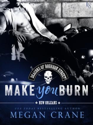 Review: Make You Burn by Megan Crane