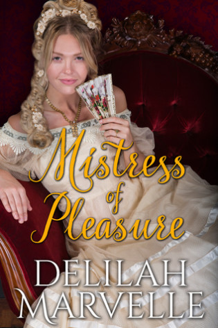 Review:  Mistress of Pleasure by Delilah Marvelle