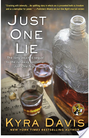 Review:  Just One Lie by Kyra Davis
